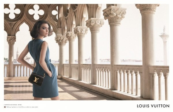 "1. ""L'Invitation au Voyage - Venice"" - kampania Louis Vuitton"