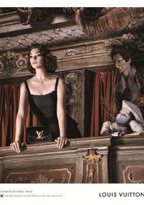 """""""L'INVITATION AU VOYAGE – VENICE""""  – FILM I WSZYSTKIE ZDJĘCIA Z KAMPANII LOUIS VUITTON"""