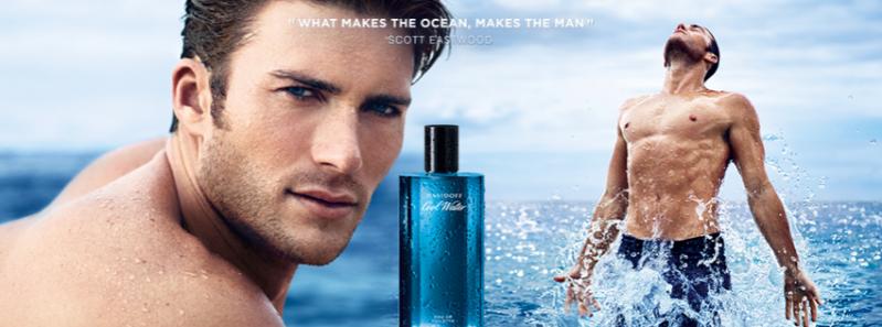 2. Kampania Davidoff Cool Water 2015