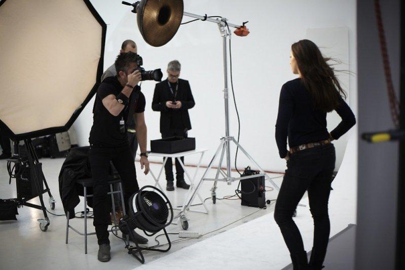 1. Davis Factor i Lori Taylor w Polsce - Smashbox Cosmetics