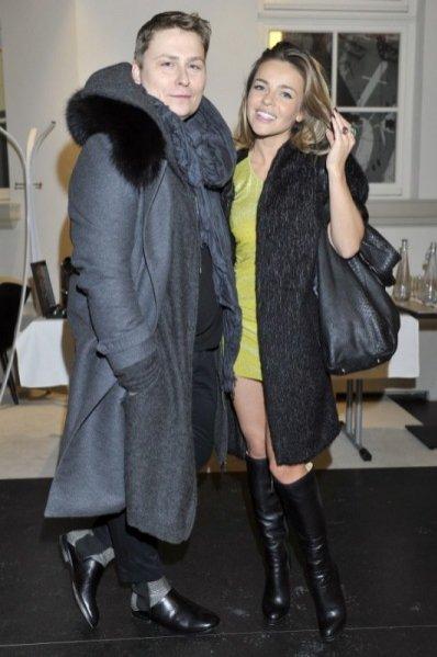 Konferencja prasowa 6. edycji Fashion Desifner Awards - Dawid Tomaszewski, Edyta Herbuś
