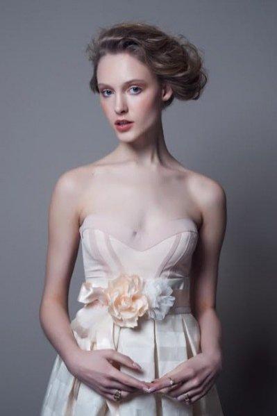 """1. """"Princess White"""" – kolekcja ślubnych dodatków marki DECOLOVE"""