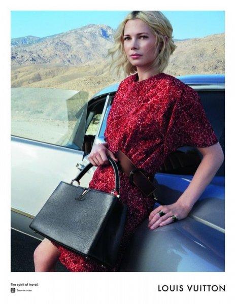 1. Louis Vuitton - kampania Spirit of Travel
