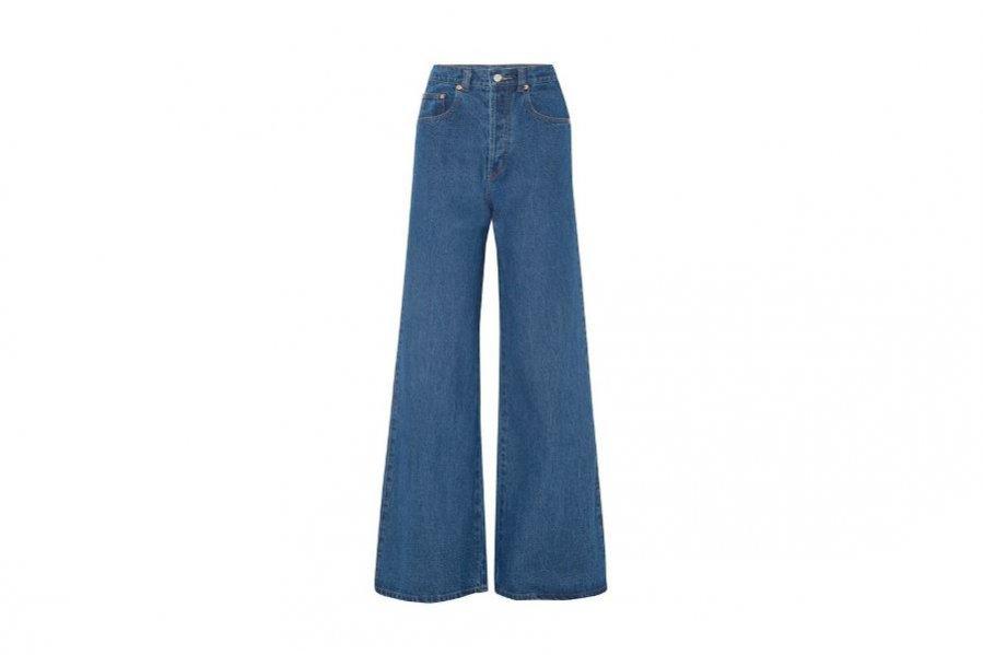 Spodnie z denimu, Solace, 250 funtów