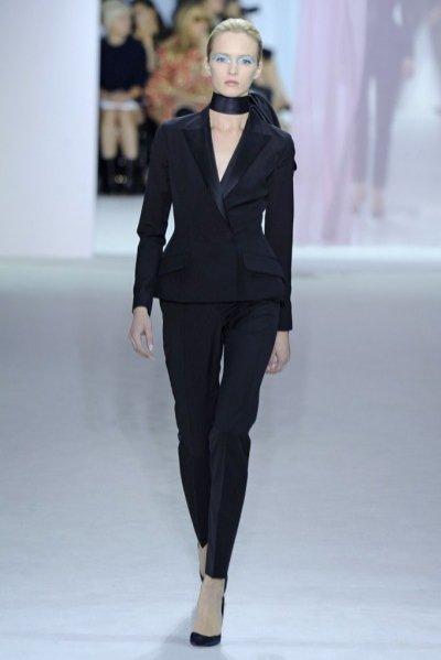 Pokaz kolekcji Christian Dior wiosna lato 2013