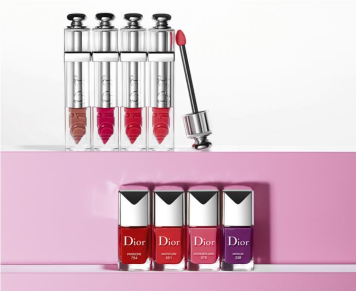 1. Dior Addict Fluid Stick
