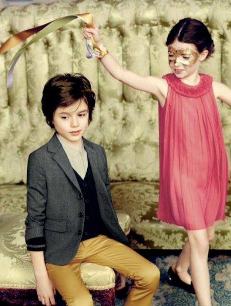 1. Dior Baby jesień zima 2014/2015