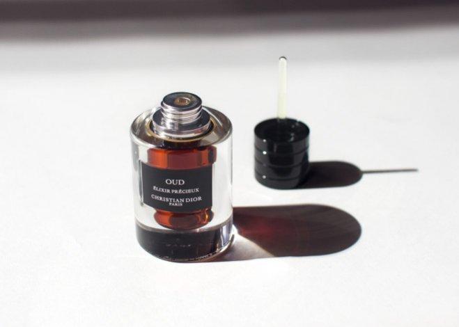 1. Christian Dior Élixirs Précieux -cztery limitowane zapachy