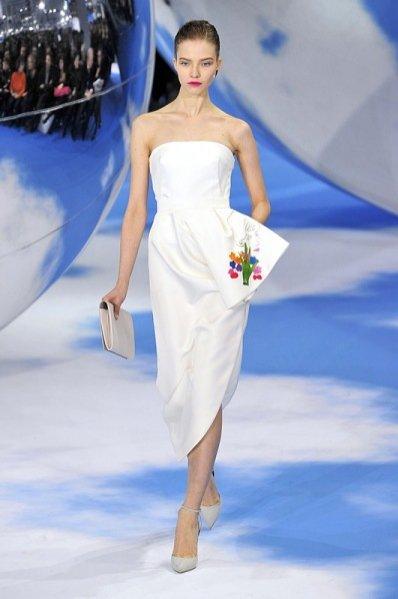 pokaz kolekcji Christian Dior jesień zima 2013/14