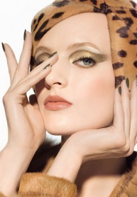 GOLDEN JUNGLE MAKEUP COLLECTION - ZŁOTA JESIEŃ 2012 U DIOR