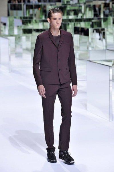 1. Dior Homme - kolekcja wiosna lato 2014