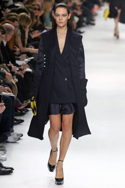 1. Christian Dior - kolekcja jesień zima 2014/2015