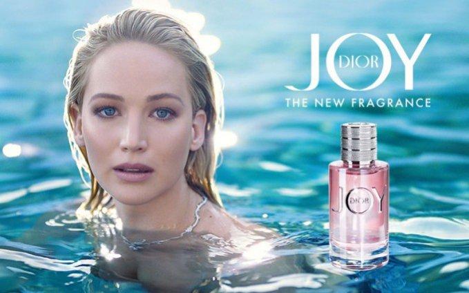 Jennifer Lawrence w kampanii Dior - perfumy