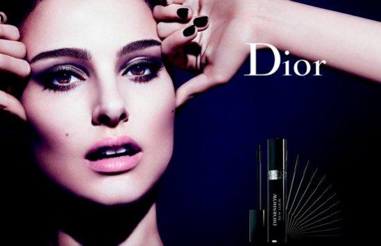 Reklama Diorshow New Look z Natalie Portman zakazana w Wielkiej Brytanii