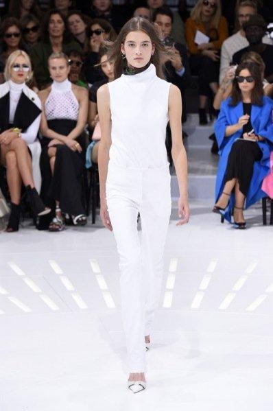 1. Christian Dior - kolekcja wiosna lato 2015