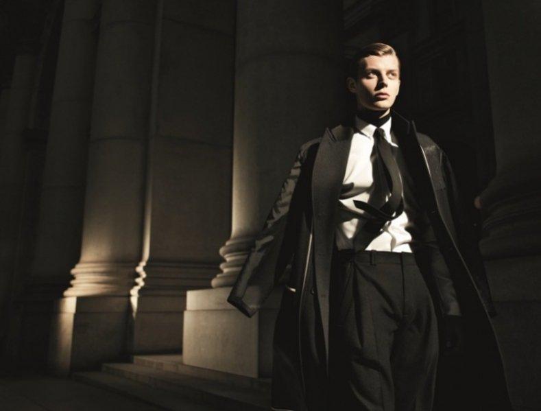 Kampania Dior Homme jesień zima 2012/13