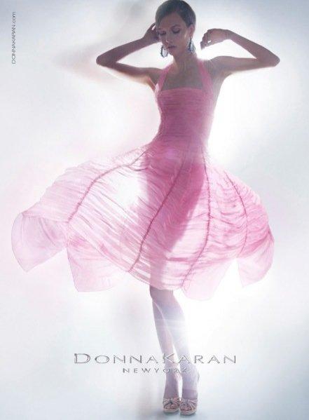 Karlie Kloss w kampanii Donna Karan resort 2013