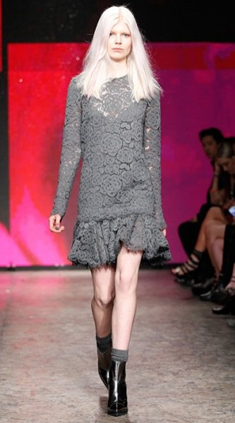 1. DKNY - kolekcja jesień zima 2014/2015