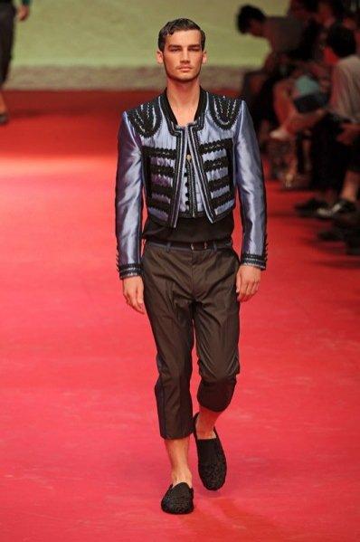 1. Dolce & Gabbana - kolekcja wiosna lato 2015