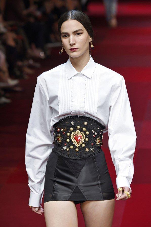 Mini spódnica Dolce & Gabbana