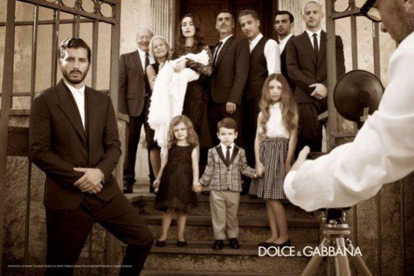 Kampania męskiej kolekcji Dolce&Gabbana na sezon wiosna lato 2012