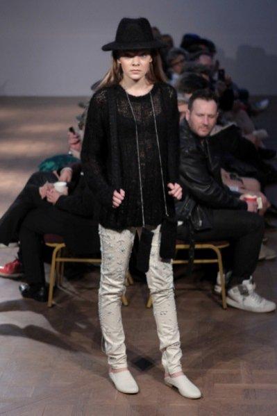 Dominika Cybulska jesień zima 2013 - Fashion Week Poland kwiecień 2013