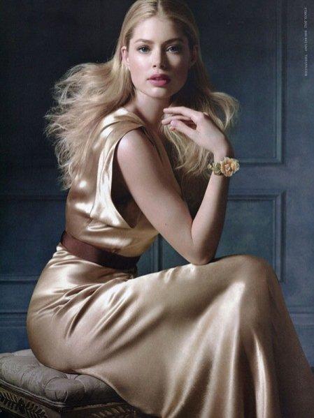Doutzen Kroes w kampanii Tiffany & Co. Holiday 2012