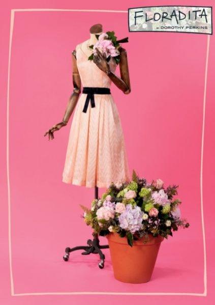 Floradita by Dorothy Perkins - wiosna-lato 2011