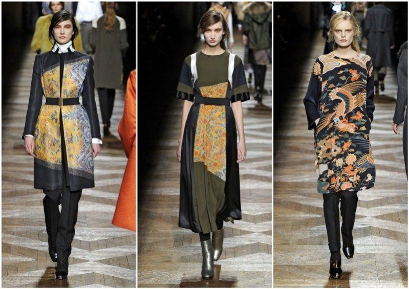 Trendy jesień zima 2012/13 - Givenchy
