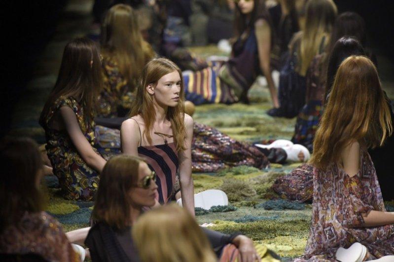 1. Dries Van Noten - kolekcja wiosna lato 2015
