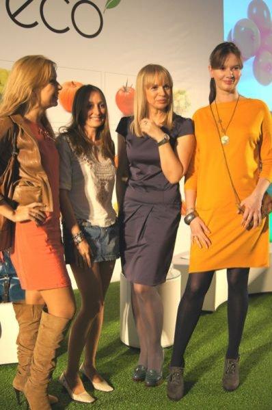 Natalia Jaroszewska, Beata Pawikowska, Marzena Rogalska, Karolina Malinowska