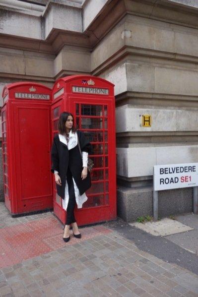 relacja z pokazu F&F w Londynie