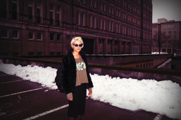 Dziś inspiruje nas blog - Rebel Look
