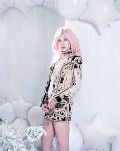 Elizabeth Olsen dla Bullett Magazine