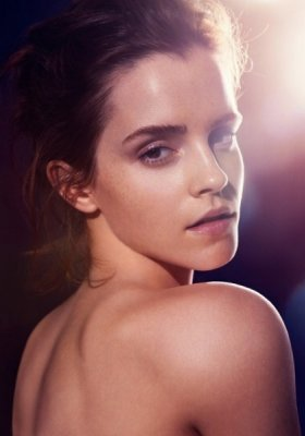 EMMA WATSON NOWA SUBTELNA SESJA W NATURAL BEAUTY BOOK