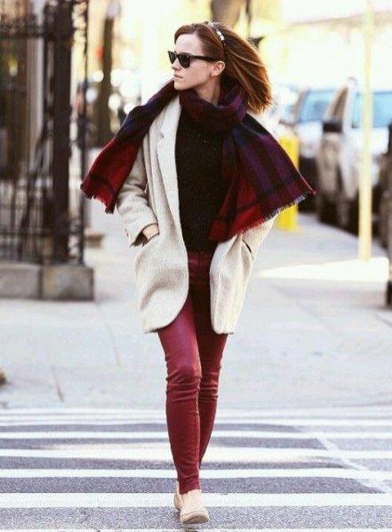 1. Emma Watson - zoom na styl