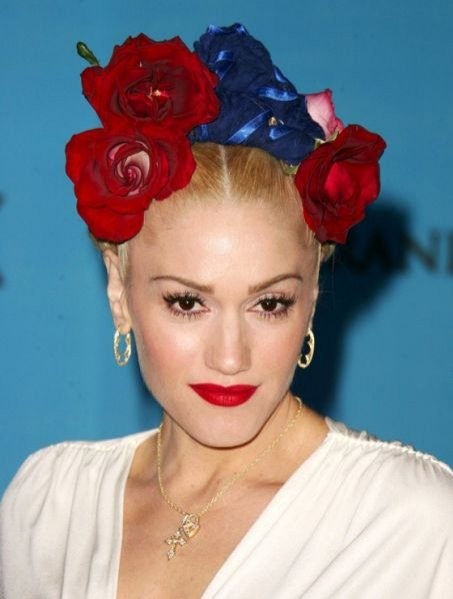 Gwen na imprezie Billboard Music Awards w 2005 roku