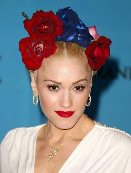 Gwen na imprezie Billboard Music Awards w 2005 roku