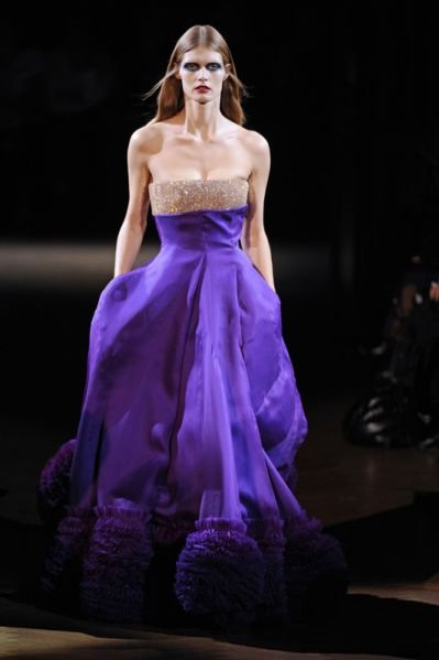Givenchy Haute Couture  wiosna 2010