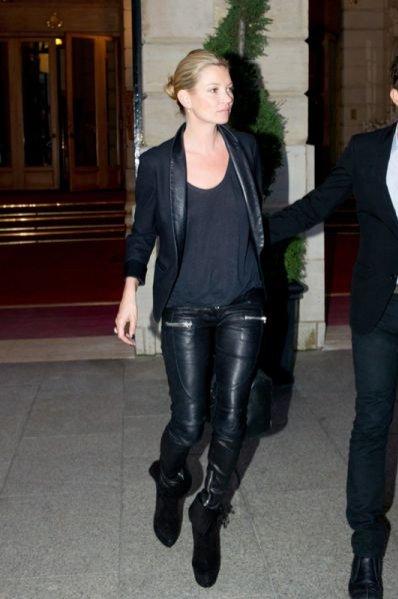 Kate Moss w Balmain