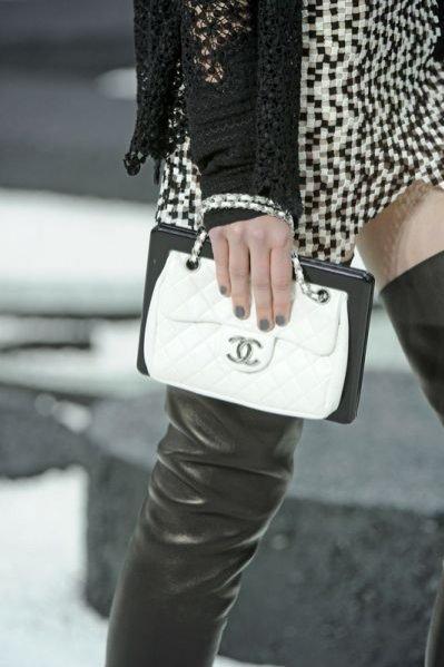 Pokaz kolekcji Chanel wiosna lato 2011