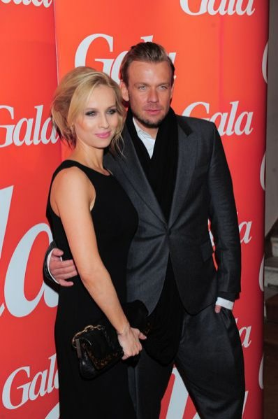 Paulina Tomborowska i Dawid Woliński