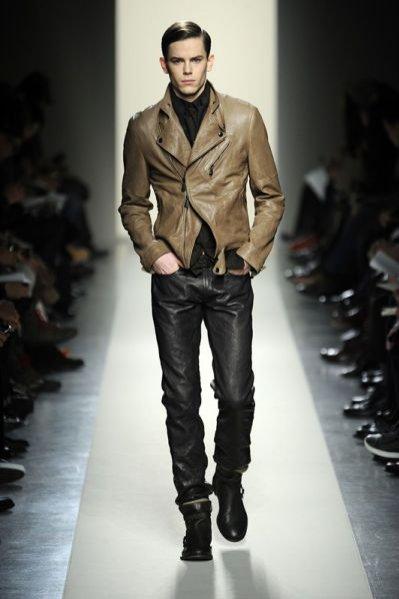 Trendy jesień-zima 2011/12 - pokaz męskiej kolekcji Bottega Veneta