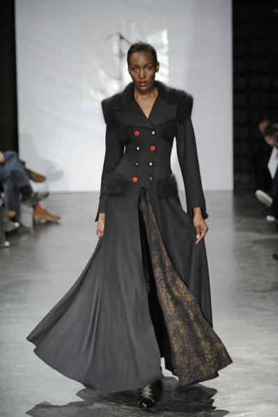 Trendy jesień-zima 2011/12 - pokaz kolekcji Eva Minge