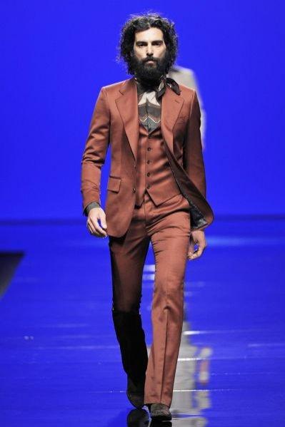 Pokaz męskiej kolekcji Roberto Cavalli jesień-zima 2011/12