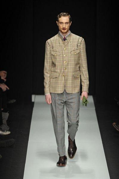 Pokaz męskiej kolekcji Vivienne Westwood jesień zima 2011