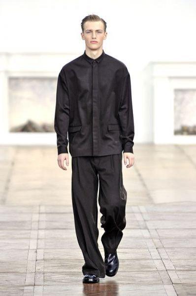 Pokaz kolekcji Dior Homme jesień-zima 2011/12