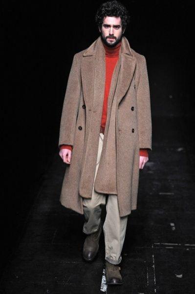 Pokaz męskiej kolekcji Maison Martin Margiela jesień zima 2011