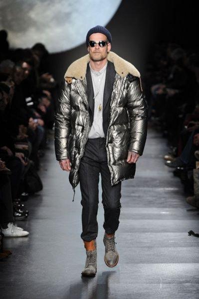 Pokaz męskiej kolekcji Paul Smith jesień-zima 2011/12