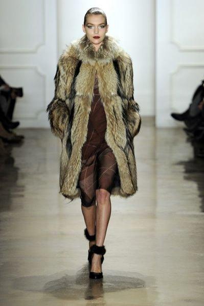 Trendy jesień zima 2011 - pokaz kolekcji Altuzarra